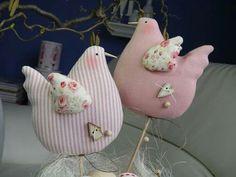 chicken angels found in Tilda, Fairy Tale Wonderland.