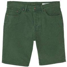5 Pocket Bermuda Shorts ($47) ❤ liked on Polyvore featuring shorts, cotton bermuda shorts, bermuda shorts, zipper shorts, 5 pocket shorts and cotton shorts