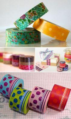 Cute Tape: fitas adesivas japonesas.