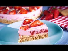 No Cook Desserts, Tiramisu, Cheesecakes, Biscuit, Food And Drink, Make It Yourself, Baking, Mai, Ethnic Recipes