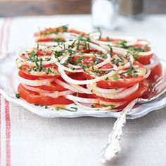 Creole Tomato Salad | CookingLight.com #myplate #vegetables