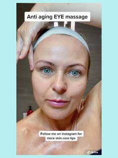 Beauty Tips For Glowing Skin, Beauty Skin, Skin Care Routine Steps, Skin Care Tips, Massage Facial, Face Exercises, Face Yoga, Skin Care Remedies, Face Skin Care