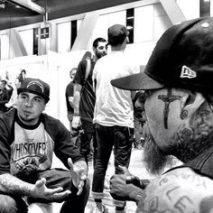 Sonny and Fieldy