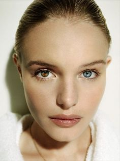 Kate Bosworth Portrait - Heterochromia so beautiful