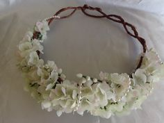 A personal favorite from my Etsy shop https://www.etsy.com/listing/165919795/flower-crown-bridal-hair-wedding-hair