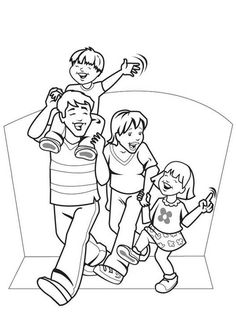 Family Coloring Pages for Preschoolers. 20 Family Coloring Pages for Preschoolers. People Coloring Pages, Family Coloring Pages, Tree Coloring Page, Quote Coloring Pages, Coloring Pages Inspirational, Cool Coloring Pages, Disney Coloring Pages, Free Printable Coloring Pages, Coloring Pages For Kids