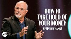 How to Take Hold of Your Money   Dave Ramsey - YouTube Arise And Shine, Live And Learn, Money Spells, Dave Ramsey, Frugal Tips, Knowing God, Money Matters, Personal Finance, Bible Quotes