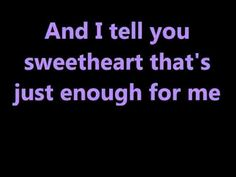 You And Me- Alice Cooper with Lyrics - YouTube