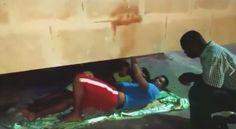 Cuba video Serafin Morán: Familia desalojada tiene que dormir en la calle. - Cuba Democracia y Vida