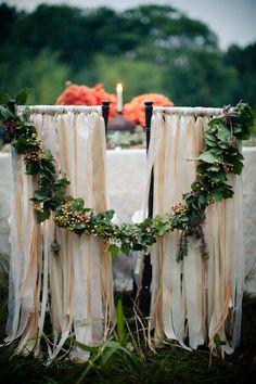 Pomysły i inspiracje na wiejskie, rustykalne wesele.