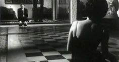 la notte michelangelo antonioni marcello mastroianni monica vitti checkerboard mine design opine