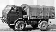 Romanian DAC 444T Cold War, Military Vehicles, Countries, Monster Trucks, Trucks, Army Vehicles