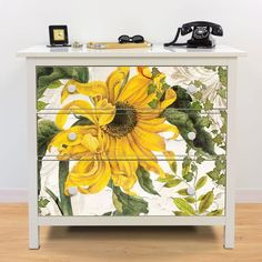 The Yellow Daisy IKEA HEMNES dresser graphic is made especially for the IKEA HEMNES dresser. Upcycle and customize your dresser with graphics that are easy to apply and to remove. Bedroom Furniture Sets, Ikea Furniture, Paint Furniture, Furniture Makeover, Furniture Dolly, Furniture Stores, Furniture Movers, Kitchen Furniture, Luxury Furniture