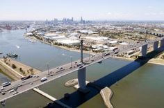 West Gate Bridge, Melbourne   Australia