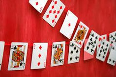 Casino birthday party playing cards banner Like what you see? Join NOW! and Get a Casino Bonus from your First Deposit Casino Party Decorations, Casino Party Foods, Casino Theme Parties, Party Centerpieces, Party Themes, Party Ideas, Themed Parties, Game Night Decorations, Magic Decorations