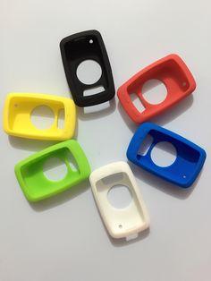 Fiets Silicone Rubber shockproof Beschermen Beschermhoes Voor Garmin Edge 810 Fiets Fietsen GPS Computer Accessoires