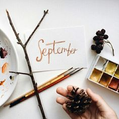 Image about art in Fall🎃🍁💛 by on We Heart It September Images, Hello September, Art Public, Ivy House, Autumn Aesthetic, Hello Autumn, Autumn Girl, Try Something New, Girl Falling