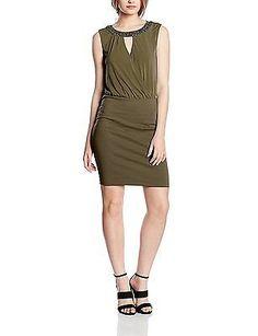 L (Manufacturer size: XL), Green (Grape Leaf), ONLY Women's Onlzigga S/L Jrs Dre