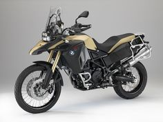 2014 F800GS Adventure. I would almost trade my 2009 R1200GS for this... Almost.