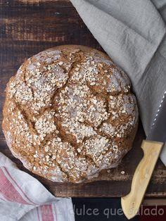 Más dulce que salado: Pan de cinco cereales