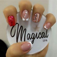 Flat Twist Hairstyles, Simple Acrylic Nails, Neutral Nails, Fall Nail Art, Short Nails, Beauty Nails, Pedicure, Nail Designs, Tattoos
