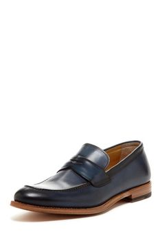Armani Contrast Loafer