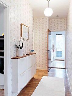 Ikea, cabinets, white