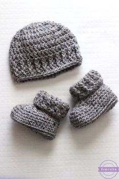 The Parker Crochet Newborn Hat