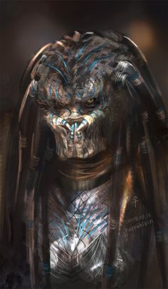 Top 10 Elder Predators from the Predator series based on their age and experience. Including the AvP Elder, Greyback from Predator 2 and the Nightstorm Predator Predator Cosplay, Predator Mask, Predator Hunting, Predator Movie, Alien Vs Predator, Predator Series, Alien Concept Art, Crane, Dungeons And Dragons Homebrew