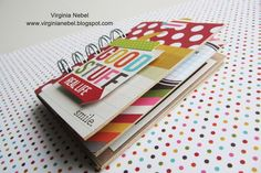 Scor-Pal & Simple Stories - Journal Booklet by Virginia Nebel