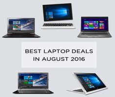 Here's some of our best deals available this August at Laptop Outlet! http://www.laptopoutletblog.co.uk/deals/best-laptop-deals-in-august-2016/