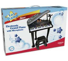 Buy Grand Piano at Argos.co.uk, visit Argos.co.uk to shop online for Musical toys, Creative and science toys, Toys