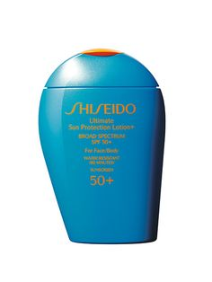 7 sunscreens that can double as your signature summer scent: Shiseido Ultimate Sun Protection Lotion SPF 50 is formulated for both face and body