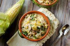 Healthy Crock Pot Jalapeno, Chicken & Sweet Corn Soup ~ Page 2 of 2 ~ The Creative Bite