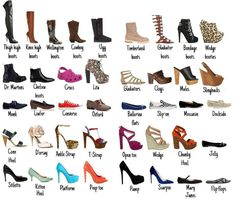 Quiz – The Right Shoe For You | DIY Cozy Home