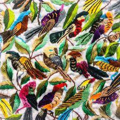 Entrevistamos a Gimena Romero: bordadora mexicana