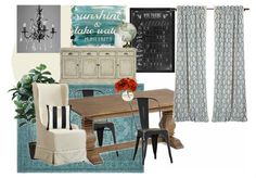 Check out this moodboard created on @olioboard: Turquoise Dining Room by dmmcdoug