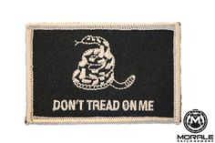 b037449c809 Don t Tread on Me Morale Patch  moralepatch  moralepatches Gadsden Flag