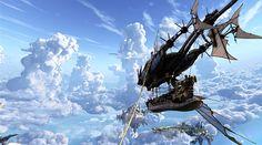 【インタビュー】Cygames渾身の大作RPG『グランブルーファンタジー』の誕生秘話とは。皆葉英夫氏をはじめとする開発陣に制作現場の裏側を聞いた   Social Game Info