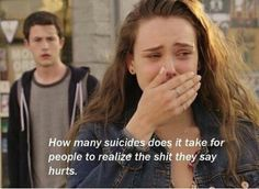 Imagen de 13 reasons why, hannah baker, and clay jensen