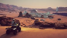Occupy Mars: The Game on Steam   http://store.steampowered.com/app/758690/Occupy_Mars_The_Game/