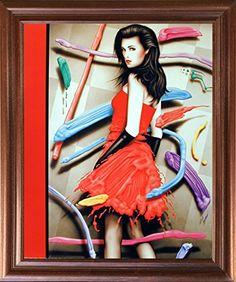 Vogue Exotic Woman in Red Dress Scott Wilson Fashion Maho... https://www.amazon.com/dp/B01JLXBRUS/ref=cm_sw_r_pi_dp_x_d78pybGN7YJ6R