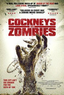 Cockneys Vs Zombies Don't expect a Shaun of the Dead clone, but it's still a lot of fun. The zombie vs walker chase scene @ the retirement home is the best thing ever.