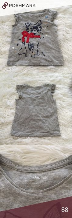 {babyGAP} Girl's Graphic Tee {babyGAP} Girl's Graphic Tee. Size: 2T. New with tags still attached. Gap Shirts & Tops Tees - Short Sleeve