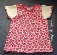 Made by Steen: Basic Shirts für Mädels - Teil III by #allerlieblichst
