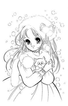 die 7 besten bilder von malvorlagen manga  anime - kostenlos zum ausdrucken   ausdrucken