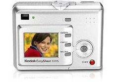 Kodak Easyshare C315 Digital Camera by Kodak. $249.99. Camera Only Sorry no cables or accessory items