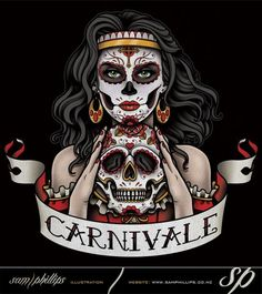 carnivale gypsy logo