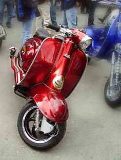 Risultati immagini per lambretta engine Best Scooter, Scooter Bike, Lambretta Scooter, Vespa Scooters, Vespa Special, Mods Style, Vespa Ape, Custom Bobber, Cycle Chic