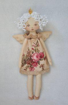 "Blank doll body-12"", blank rag doll, ragdoll body,the body of the doll made of cloth from NilaDolss on Etsy Studio"